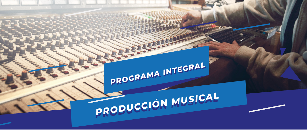 integral en produccion musical